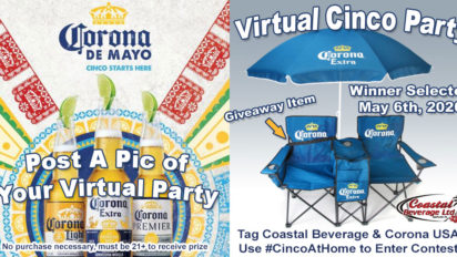 Post A Pic of Your Virtual Cinco De Mayo Party